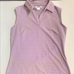 Nike golf dry fit, size small